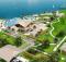 Paradiso Laguna bem localizado.